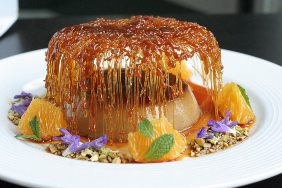 Simple Leche Flan From The Philippines Tarun Sehgal