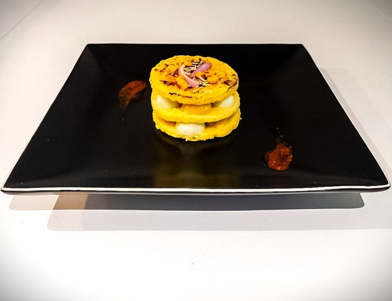 """Dhaval Shah's version of the dish """"Locho"""""""