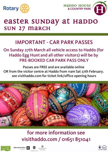 Easter Parking Tickets