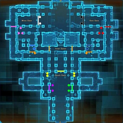 Draxus Festung