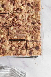 Overloaded Cookie bars