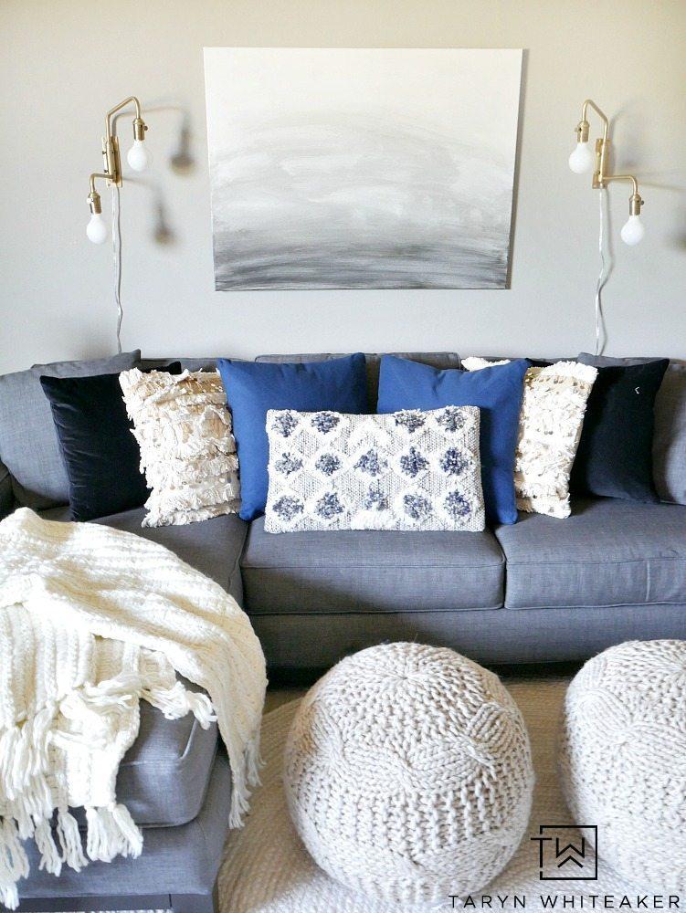Bonus Room Update - Modern Boho Decor - Taryn Whiteaker on Boho Modern Decor  id=13673