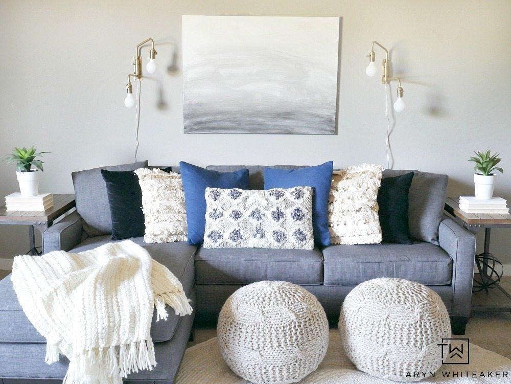 Bonus Room Update - Modern Boho Decor - Taryn Whiteaker on Boho Modern Decor  id=52870