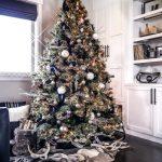 Rustic Modern Christmas Tree Taryn Whiteaker