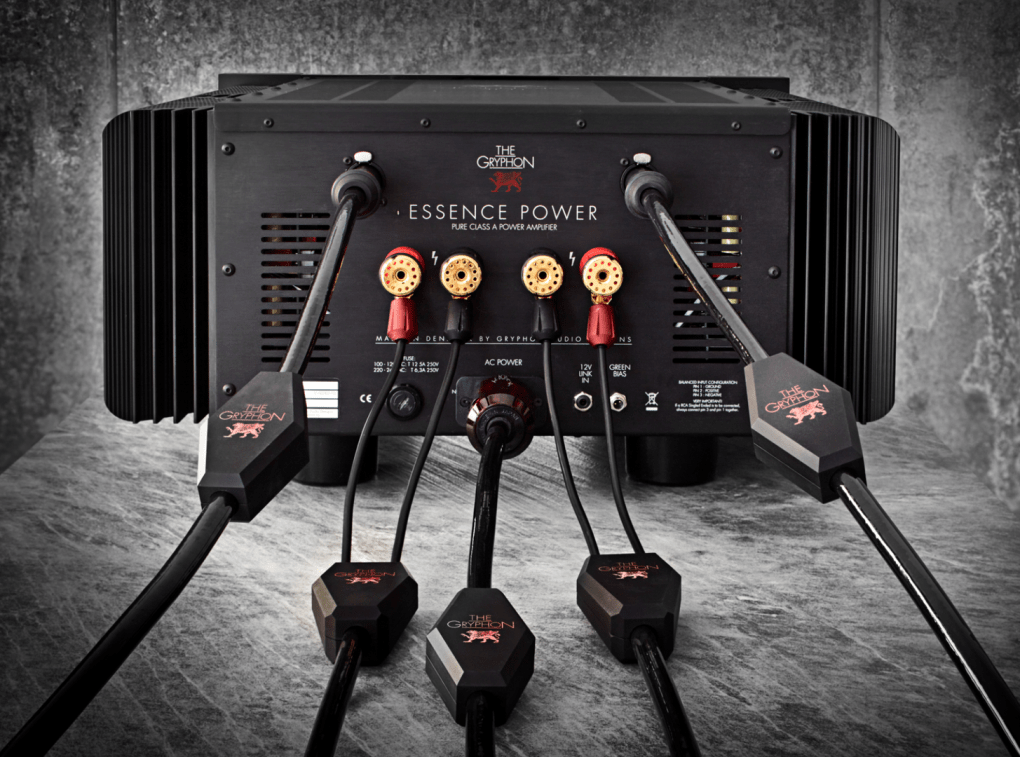 World Premiere of The Gryphon VANTA Cables