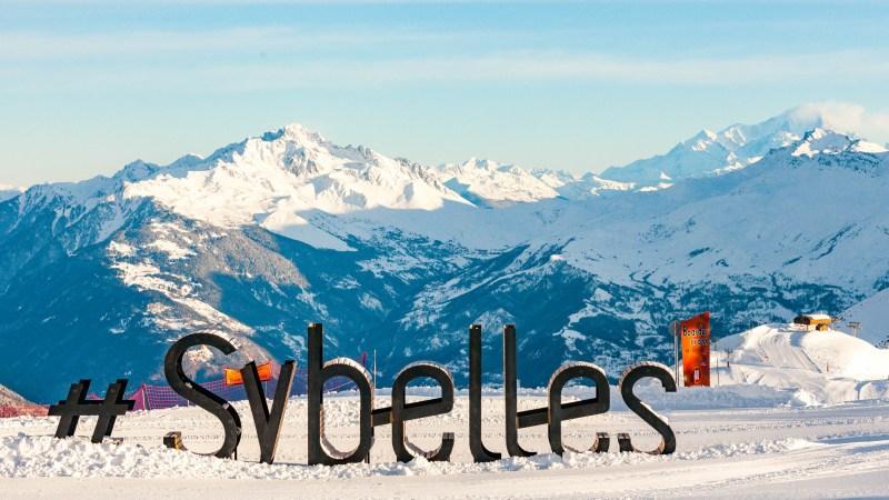 Profiter des sports d'hiver aux Sybelles