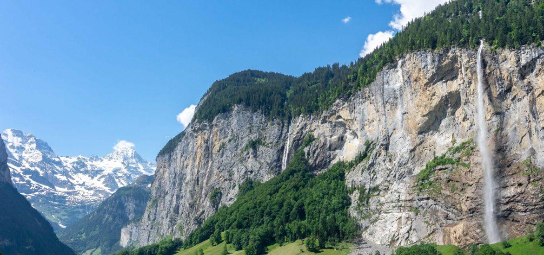 roadtrip en Van en Suisse