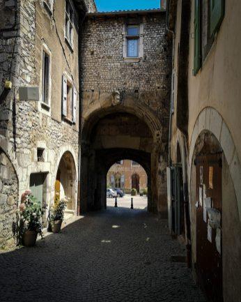 Porte Saint Marcel à Die