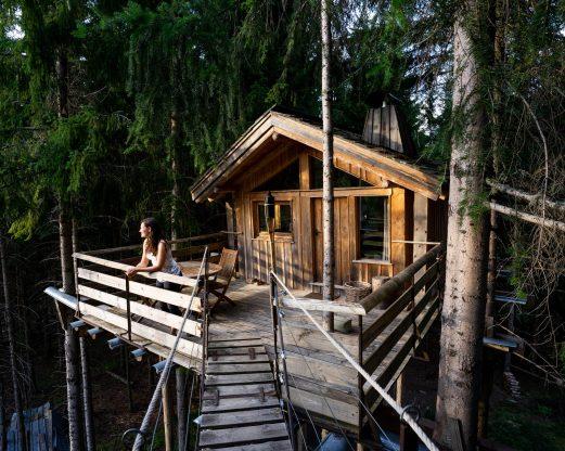 Cabane des Ecotagnes