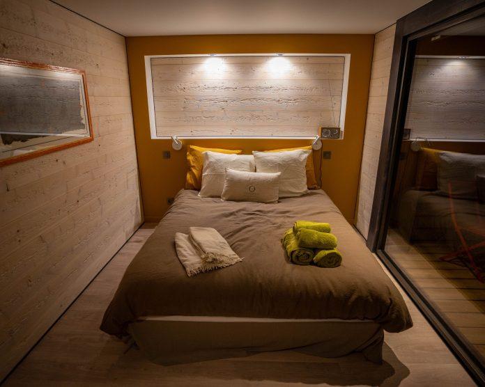 Une chambre qui donne envie de plonger dans son lit