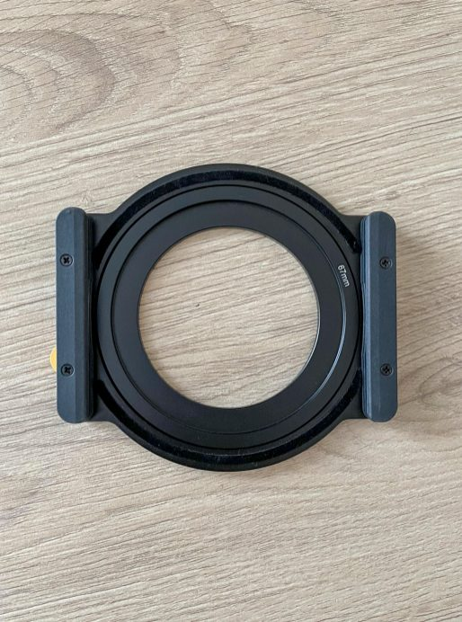 L'adaptateur de filtre