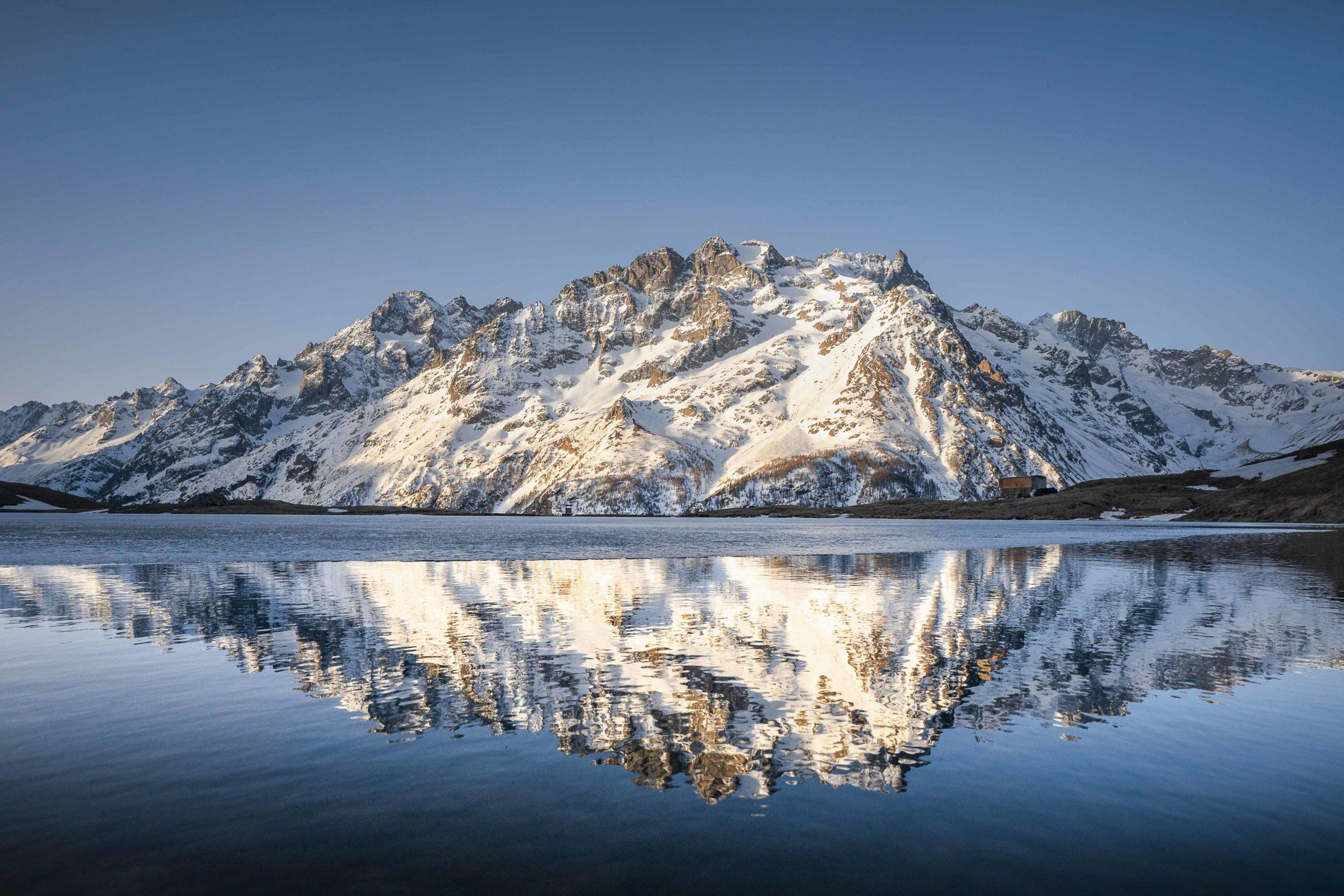 Boucle Aiguillon par le lac du Pontet