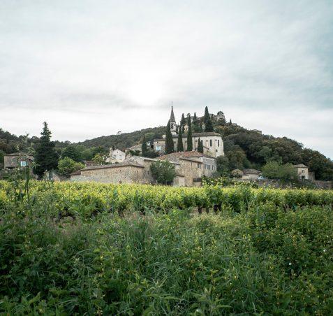 """Le deuxième """"Plus beaux villages de France"""" présent en Provence Occitane : la Roque sur Cèze"""