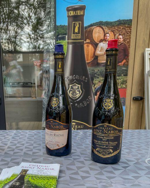 Domaine viticole du Château Saint-Nabor