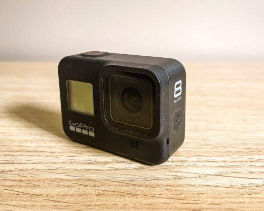 La goPro 8
