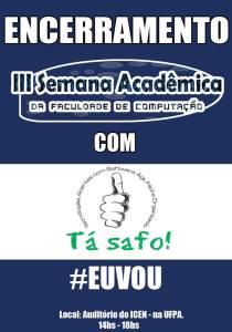 III Semana Academica UFPA 2013