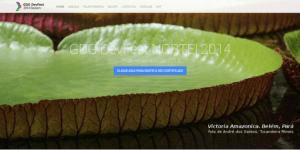 Homepage do site DevFest Norte 2014
