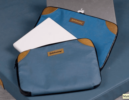 Zirkeltraining by Bernd Dörr - Lovely recycled and 100% unique bags from Germany (2/5)