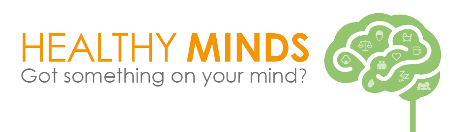 Healthy Minds Logo
