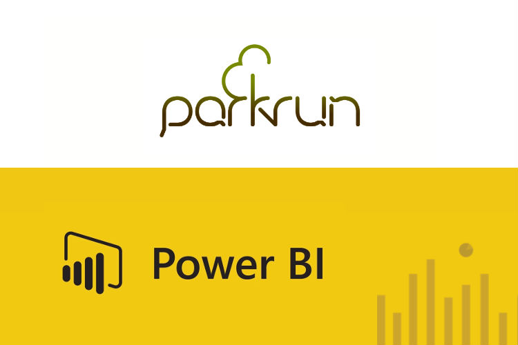 Tracking Parkrun goals with Power BI