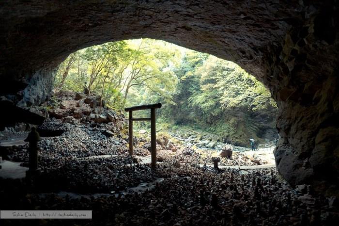 宮崎自由行 丨天安河原.日本神話太陽神的神祕洞穴