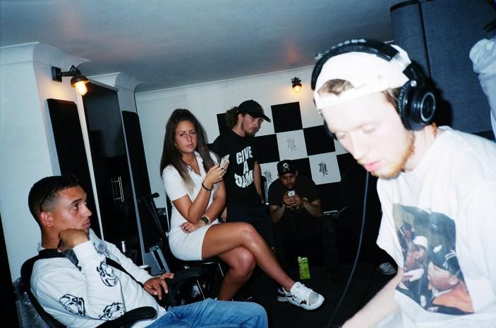 J Dot, Tasha Demi, Pressure + Shizz McNaughty