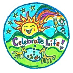 Celebrate Life! Tasha Paley Art