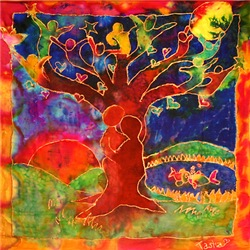 Tree Of Life Tasha Paley Art