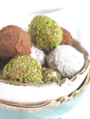 Date & Fig Bliss Balls