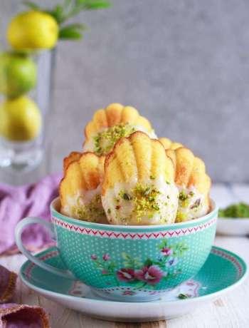 Lemon Madeleines Easy Baking