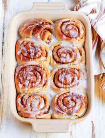 Vegan Cinnamon Rolls | Easy Baking Recipe | Eggless | Dairyfree