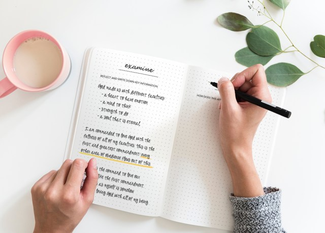 How To Study The Bible: REAP Bible study method. Whether you're a beginner or just looking to dive deeper into scripture, R.E.A.P. is an easy way to study the Bible. Download the free printable journal page to use during your journaling time.