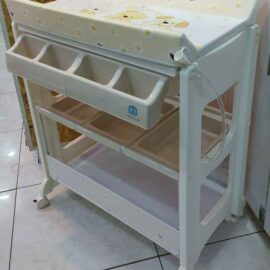 Baby Bath Changing Table