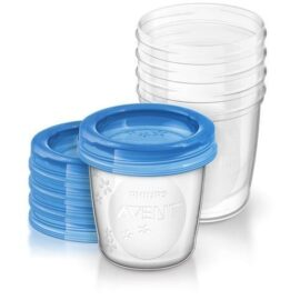 Philips AVENT Breast Milk Storage Cups,