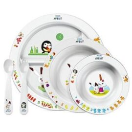 Avent Baby Mealtime Set