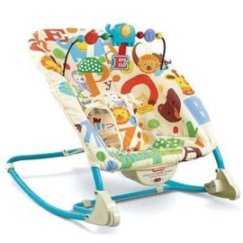 Deluxe Infant-to-Toddler Rocker/bouncer