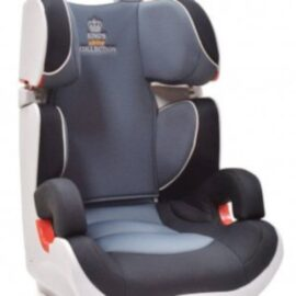 Baby Car Seat Grey and Black