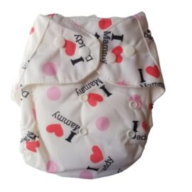 Washable And Adjustable Diaper