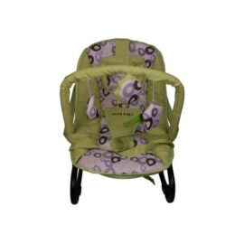 Infant bouncer/rocker- Lime green