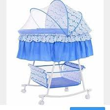 Baby cradle cot and stroller