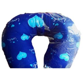 Blue Nursing Pillow