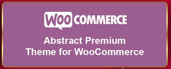 Abstract Premium Theme for WooCommerce