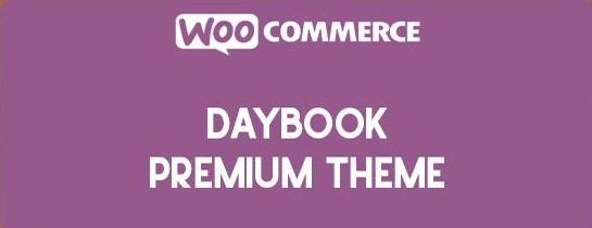 Daybook Premium Theme for WooCommerce