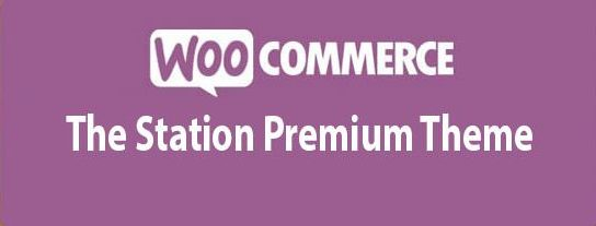 The Station Premium Theme for WooCommerce