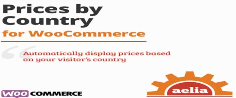 Aelia Prices By Country For Woocommerce plugin