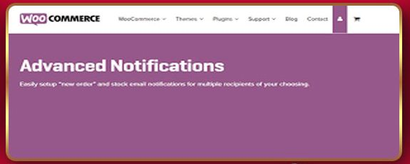 Advanced Notifications for WooCommerce
