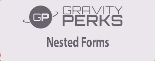 Gravity Perks Nested Forms plugin