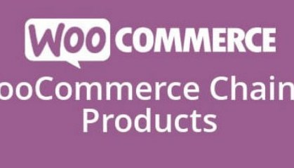 Chained Products for WooCommerce