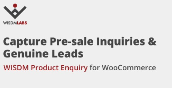 Product Enquiry Form for WooCommerce