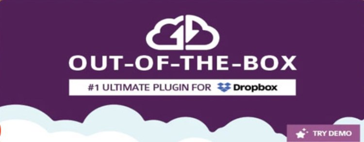 Out Of The Box Dropbox Plugin